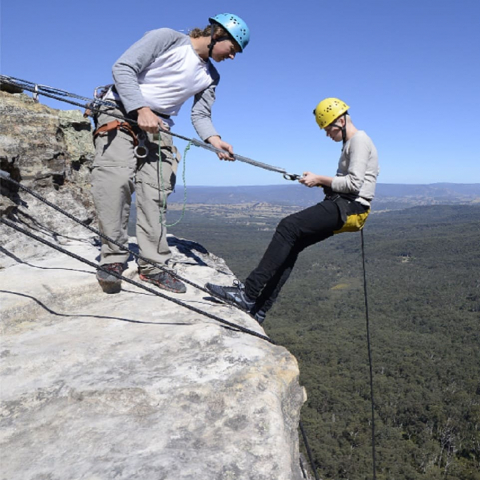 Spectacular half day Abseiling adventure