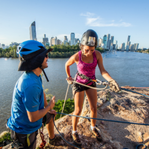 Best experience in 2021- city-climb-gift-bananalab-brisbane