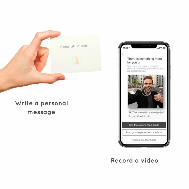 Record a personal Message