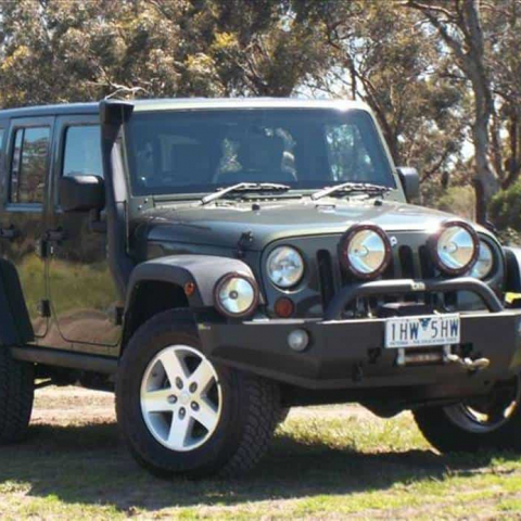 4WD tour of Nunniong ranges