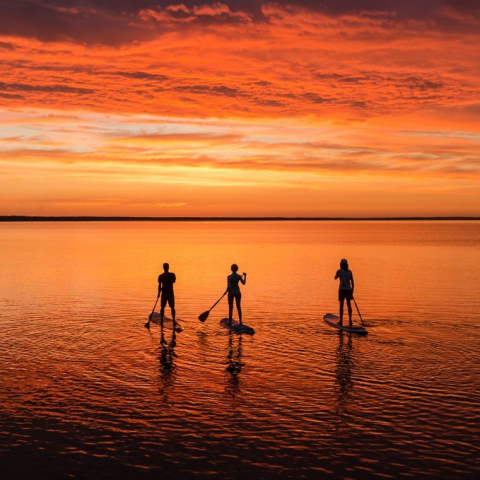 Private Sunset SUP Adventure for Two