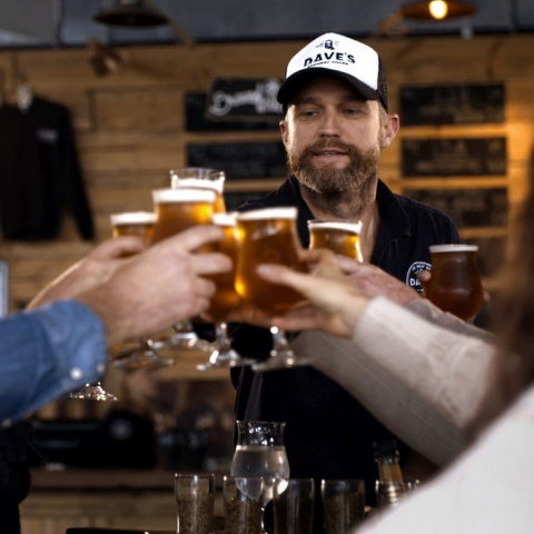 Local Winery, Brewery, and Distillery Discovery Tour for Two