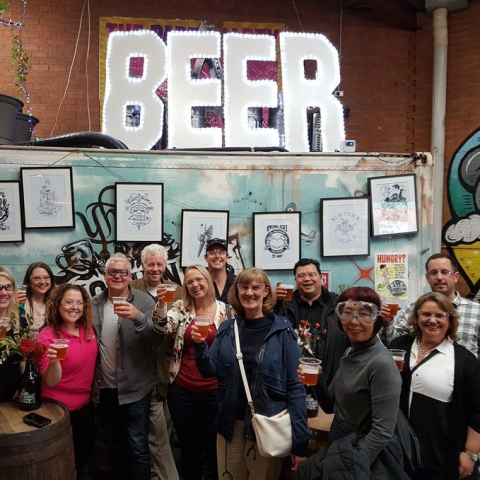 Local Winery, Brewery, and Distillery Discovery Tour for Four