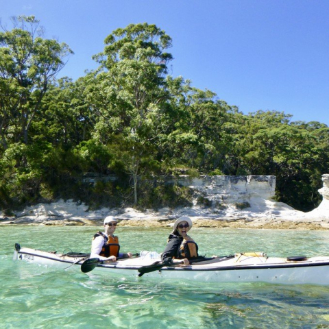 Discover Jervis Bay Sea Kayaking Tour for Two