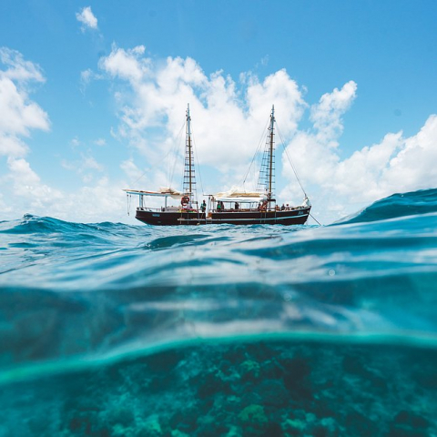Great Barrier Reef Trip for Two People