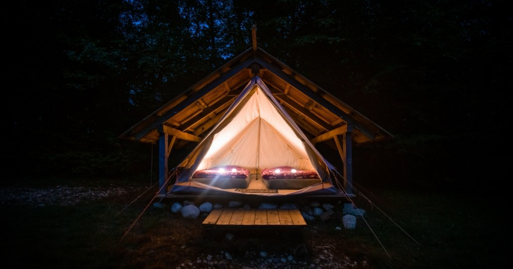 Best Birthday Experience Glamping