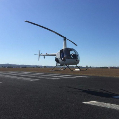 Helicopter Introductory Trial Lesson in Brisbane