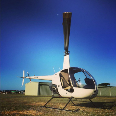 Helicopter Introductory Trial Lesson in Gold Coast