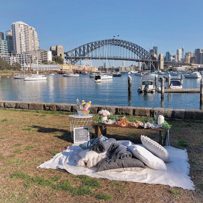 Picnic Experience Couples Sydney