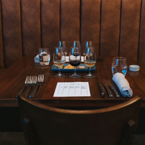 Wine and Food Pairing Experience for Two + Bottle of Wine