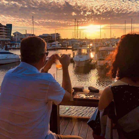 Sunset Tapas Cruise for Two