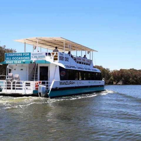Murrary River Lunch Cruise for Two