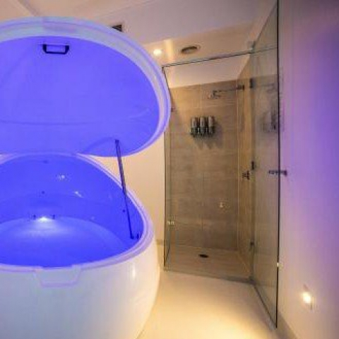 Infrared Sauna and Float Therapy Package