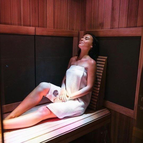 Infrared Sauna and BioMat Therapy Package