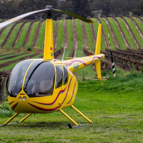 Southern Barossa & Reservoirs Scenic Flight for Two People