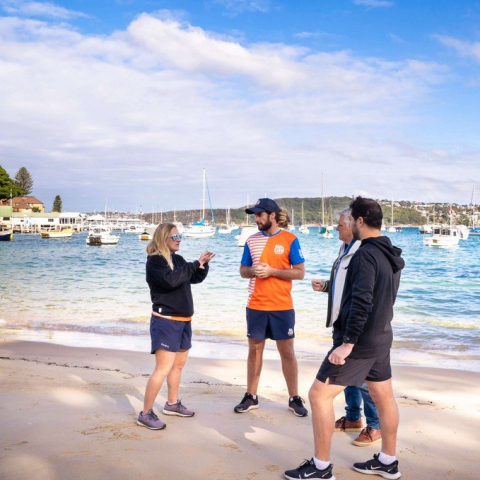 Sydney Manly Trail Running Tour