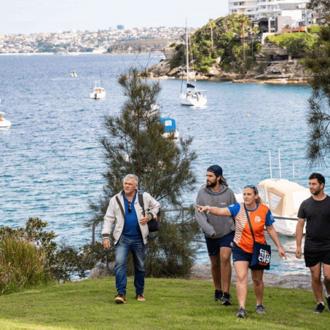 Sydney Watsons Bay Walking Tour for Two People