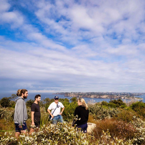 Sydney Manly Hiking Tour for Four People