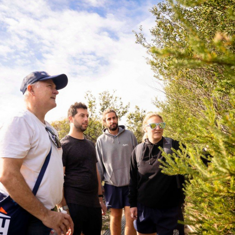 Sydney Blue Mountains Trail Running Tour for Two People