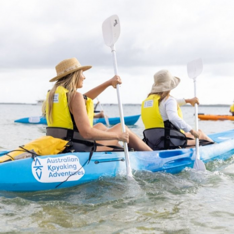 Dolphin and Stradbroke Island Tour for Two