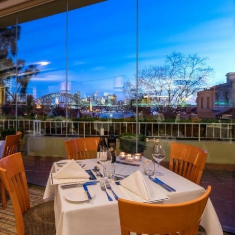 Romantic 2 Course Dinner for Two at LB's Restaurant